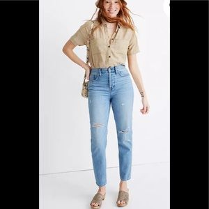 Madewell The Perfect Vintage Jean Duncannon 29